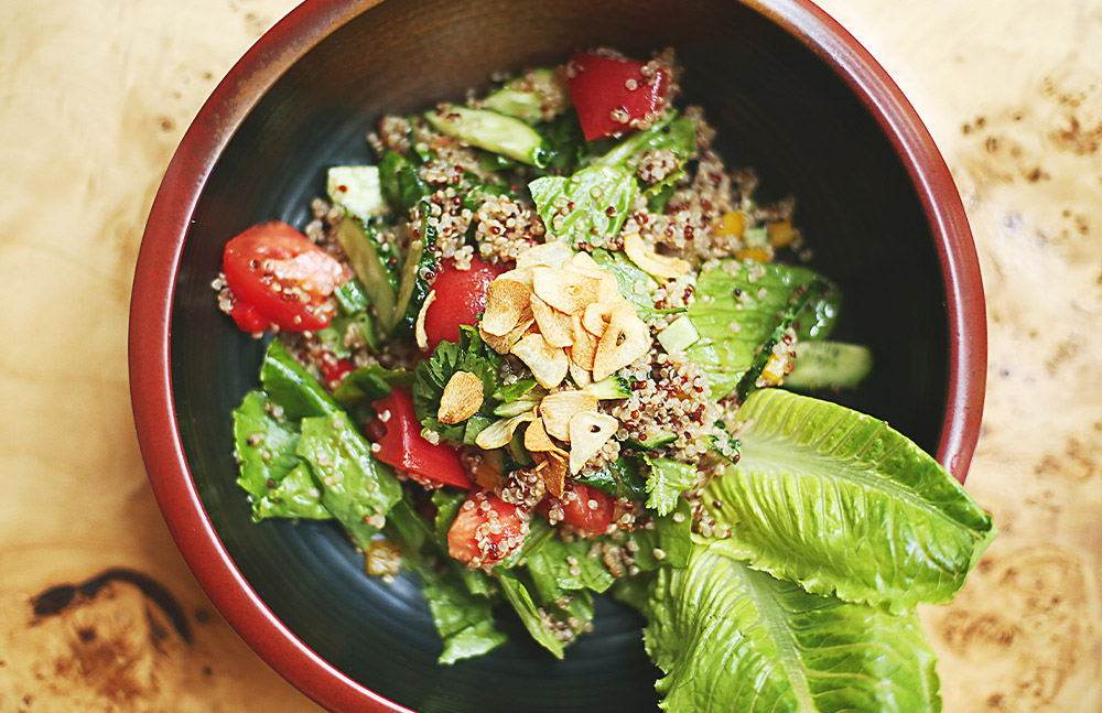 Stare bene mangiando sano? Partiamo dalle basi